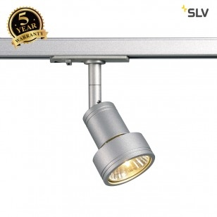 Silver Track Lights
