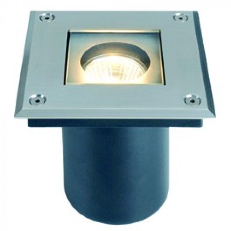 Wall Light Quadro: SLV Lighting Adjust Quadro GU10 Outdoor Wall & Ground