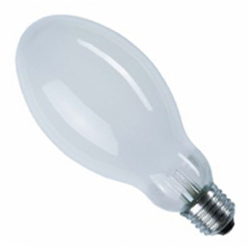 HME E27 50W Cool White Mercury Discharge Lamp HME50MDC