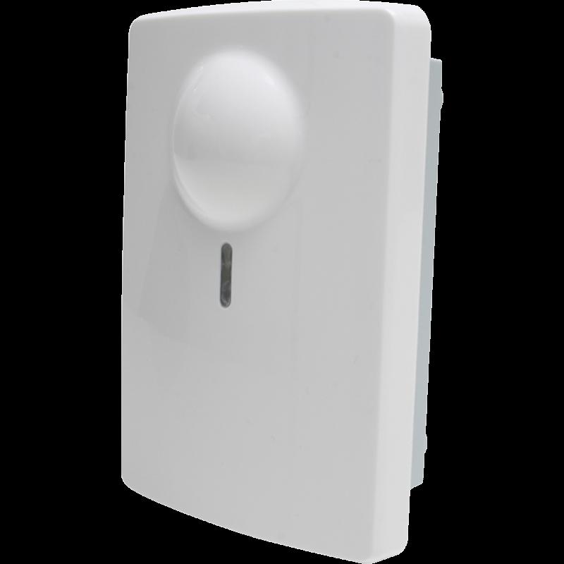 Knightsbridge OS005 IP20 Microwave Motion Sensor - Wall Mountable