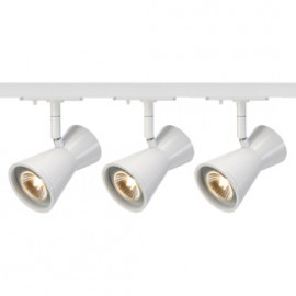 SLV Lighting 143341TK3 Diabo 35W 3 Light Track Kit White