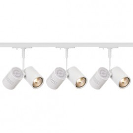 SLV 143431TK3 Bima 2 2x50W 3 Light Track Kit White