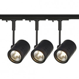 SLV Lighting 143440TK3 Bima 1 50W 3 Light Track Kit Black