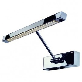 LED Picture Light Strip  Chrome Or Antique 146721