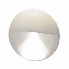 SLV Lighting GL 106 DekLED Wall Light Plaster White 148030