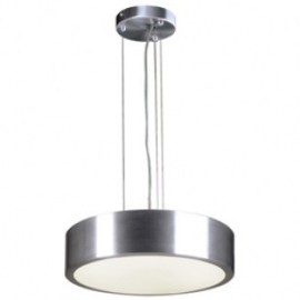 SLV 149286 Medo LED 18W 3000K Pendant Light Brushed Aluminium DIMMABLE