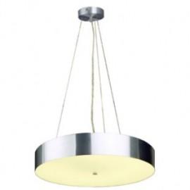 SLV Lighting Istu Pendant Light Brushed Aluminium 149375