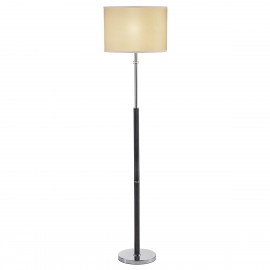 Soprana SL-1 Floor Light Chrome / Black / Beige 155422