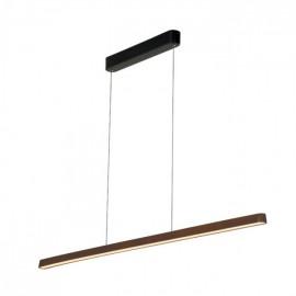 SLV 156227 Vincelli PD LED 27W 2700K Pendant Light Bamboo