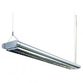SLV Lighting Work Light Pendulum Pendant Silver Grey 157284