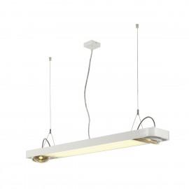 SLV Lighting Aixlight R2 Office T5 39w Pendant Light White 159101