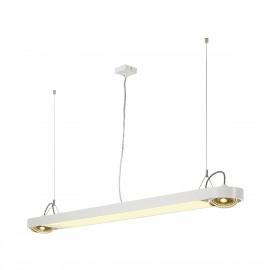 SLV Lighting Aixlight R Office T5 54w Pendant Light White 159111