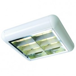 TC 218 Ceiling & Wall Light White 160771