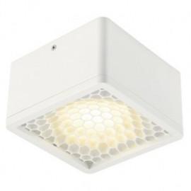 SLV 162631 Skalux Comb LED 18.7W 3000K White Surface Ceiling Light