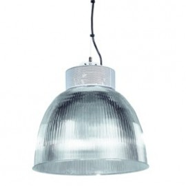 SLV 165320 Para Multi 406 Ballast 150W Silver Grey Hi Bay Suspended Ceiling Light