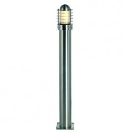 SLV Lighting Trust 60 Outdoor Bollard Light Stainless Steel 227962