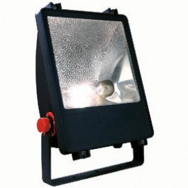 SLV Lighting 229000 SXL HIT-DE Floodlight 150W Black White Or Silver Grey