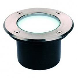 SLV DASAR 115 LED inground fitting, stainless steel 316, 3.8W,5000K, IP67 229311