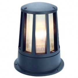 Cone Outdoor Bollard Light Silver  Grey Or anthracite 230434