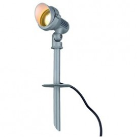 Easylite Spike GU10 Outdoor Ground Light Stone Grey 230545
