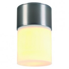 SLV ROX ACRYLIC C ceiling light,alu brushed, E27 Energy Saver,max. 20W, IP44 230720