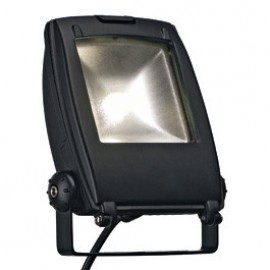 LED Flood Light 10w White Outdoor Ceiling, Wall & Floor Light Black 231151
