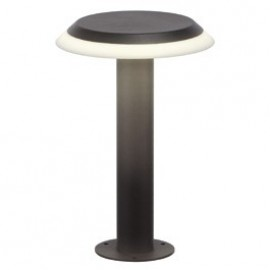 SLV Lighting Berra 30 LED White Outdoor Bollard Light Anthracite 231283