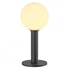 SLV Lighting Gloo Pure 44 Outdoor Bollard Light Anthracite 232025