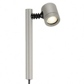 SLV Lighting 233174 New Myra 1 LED 4.5W Silver Grey