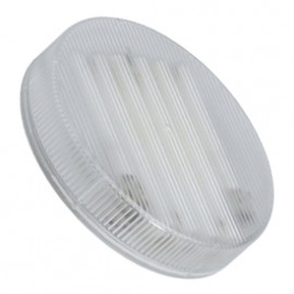 GX53 9W Cool White Compact Fluorescent Lamp GX5309CFC