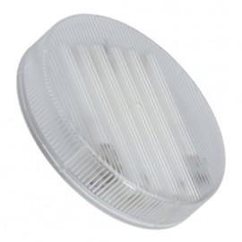 GX53 9W Warm White Compact Fluorescent Lamp GX5309CFW