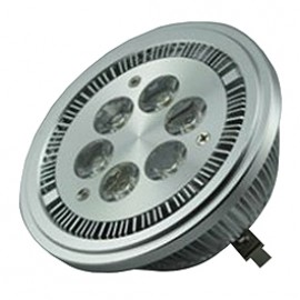 AR111 G53 6W 45 Degree Warm White LED Lamp LEDAR1116W