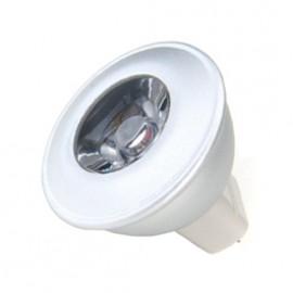 MR11 GU4 2W 120 Degree Cool White LED Lamp LEDMR112C