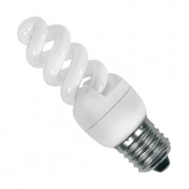 SES E14 7W Warm White Compact Fluorescent Lamp SES07CFW