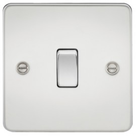 Knightsbridge FP1200PC 10A 1G Intermediate Switch Polished Chrome