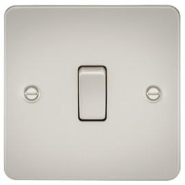 Knightsbridge FP1200PL 10A 1G Intermediate Switch Pearl
