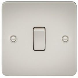 Knightsbridge FP2000PL 10A 1G 2 Way Switch Pearl