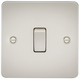 Knightsbridge FP8341PL 20A 1G DP Switch Pearl