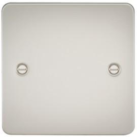 Knightsbridge FP8350PL 1G Blanking Plate Pearl