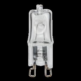 Knightsbridge G942W 240V G9 42W Tungsten Halogen Energy Saver Lamp Warm White 3000K (Replaces 60W)