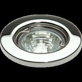 Knightsbridge L01C IP20 12V 35W max. L/V Chrome Downlight 35mm