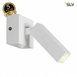 SLV 1000325 STIX LED Wall luminaire, 3000K, 30°, white