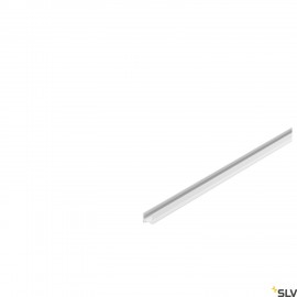 SLV 1000464 GRAZIA 10 LED Surface profile, standard, grooved, 2m, white