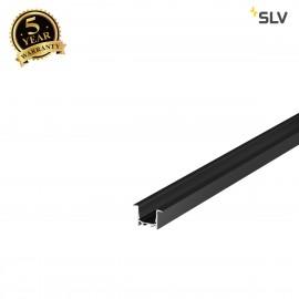 SLV 1000495 GRAZIA 20 LED Recessed profile, 2m, black