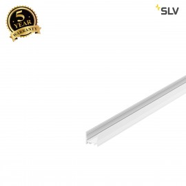 SLV 1000509 GRAZIA 20 LED Surface profile, standard, grooved, 1m, white