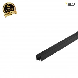 SLV 1000522 GRAZIA 20 LED Surface profile, standard, smooth, 2m, black