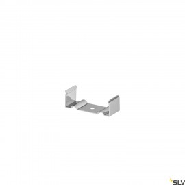 SLV 1000537 GRAZIA 20 LED Surface profile grooved, mountig clip visible, 2 pcs.