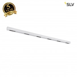 SLV 1000693 Q-LINE CL, LED Indoor surface-mounted ceiling light, 2m, BAP, silver, 3000K