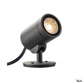 SLV 1000735 HELIA LED SPOT, Outdoor Spot, 3000K, 35°, anthracite, IP55