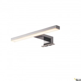 SLV 1000777 DORISA LED Mirror light, short, chrome,  4000K, IP44
